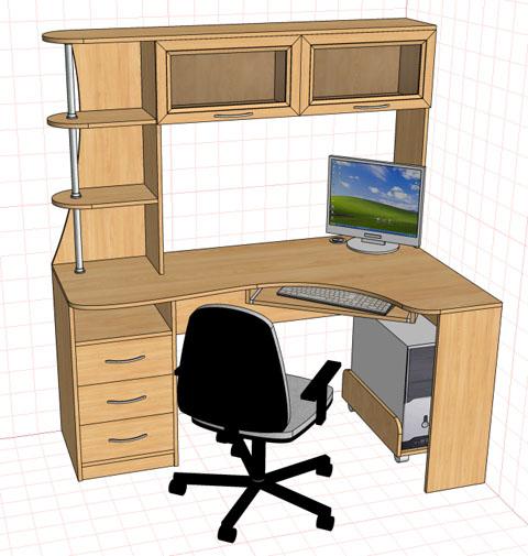 Компьютерные столы в саратове